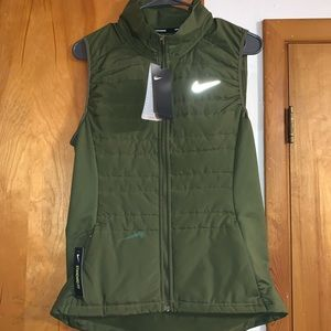 Nike Vest Army Green ❕